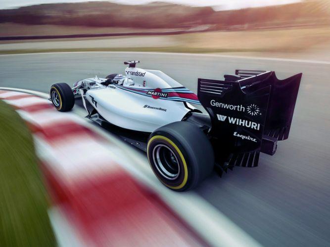 2014 Williams FW36 formula f-1 race racing k wallpaper