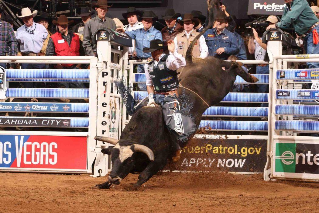 bull riding bullrider rodeo western cowboy extreme cow (2)_JPG wallpaper