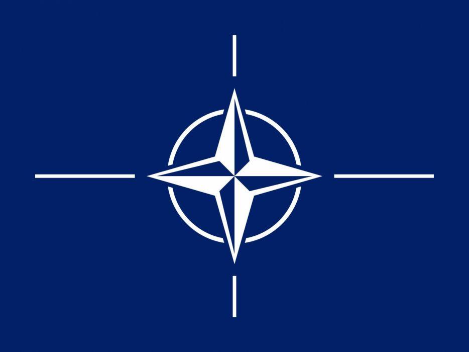 Flag of NATO_svg wallpaper