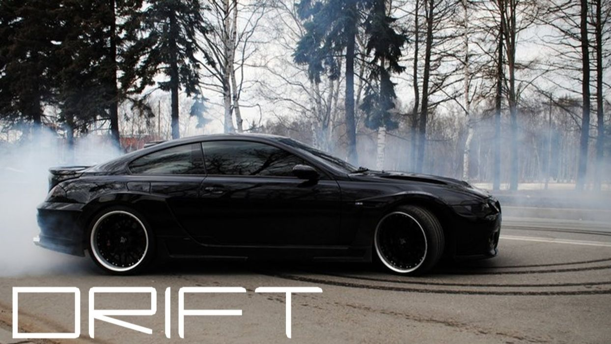 Hamann BMW M-6 tuning drift     g wallpaper