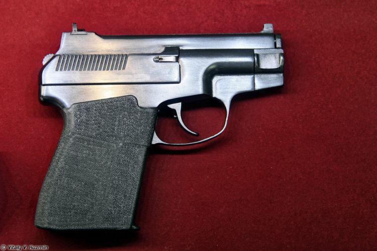 PSS silent pistol wallpaper