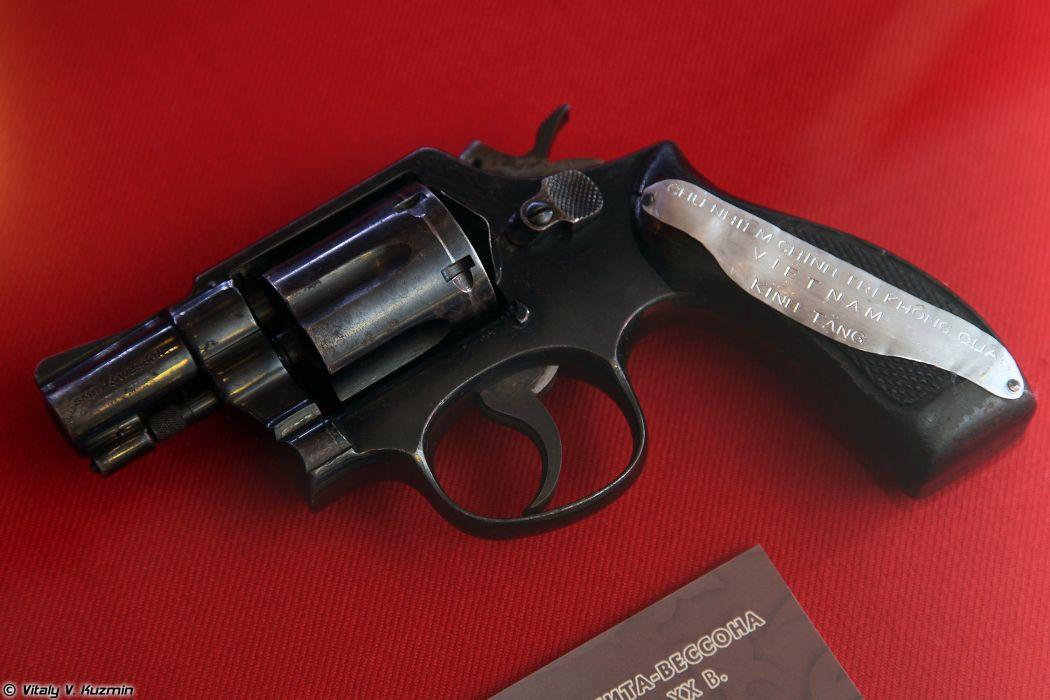 S&W J-Frame revolver wallpaper