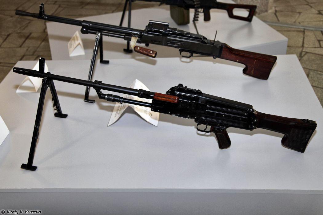 TKB-464 TKB-015 machine guns wallpaper