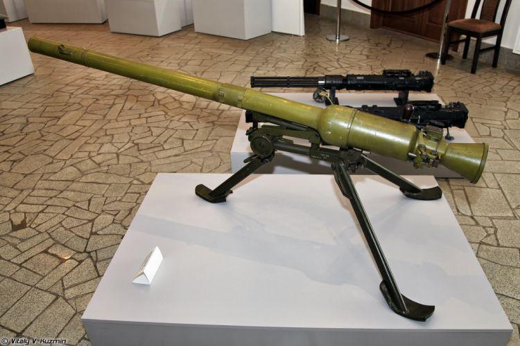 TKB-592 grenade launcher wallpaper