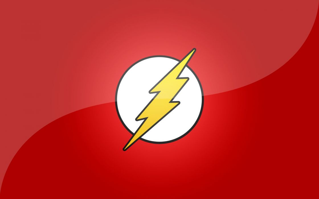 Dc Comics The Flash Logos Flash Superhero Wallpaper 1920x1200