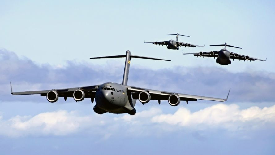 aircraft C-17 Globemaster wallpaper