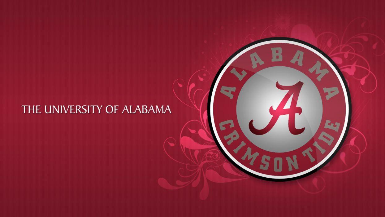 College NCAA Alabama Crimson Tide
