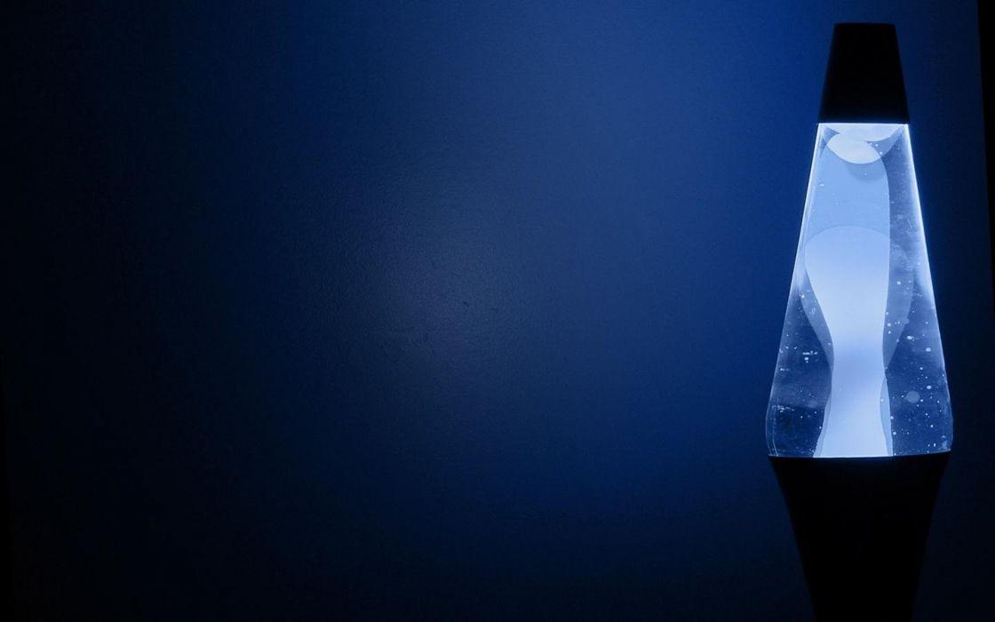 lava lamps blue lamps wallpaper