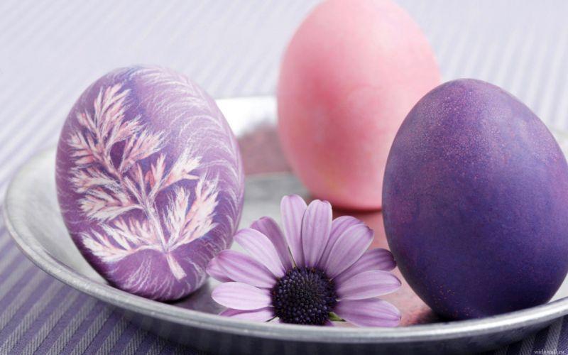 eggs flowers artwork easter eggs wallpaper