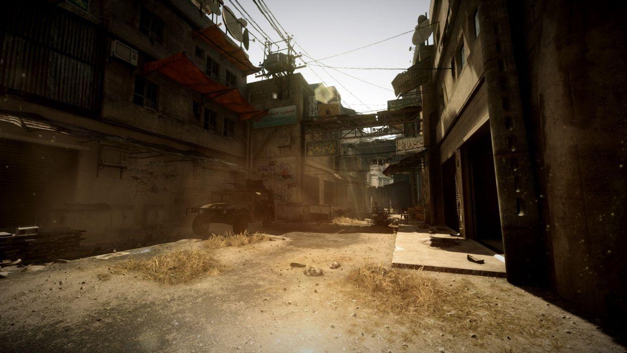 Battlefield 3: Aftermath wallpaper