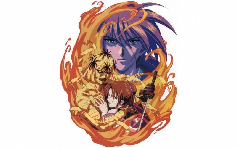 Rurouni Kenshin Kenshin anime wallpaper