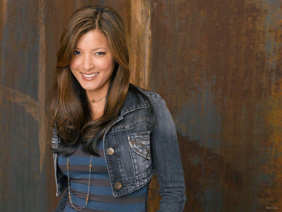 women celebrity Kelly Hu wallpaper