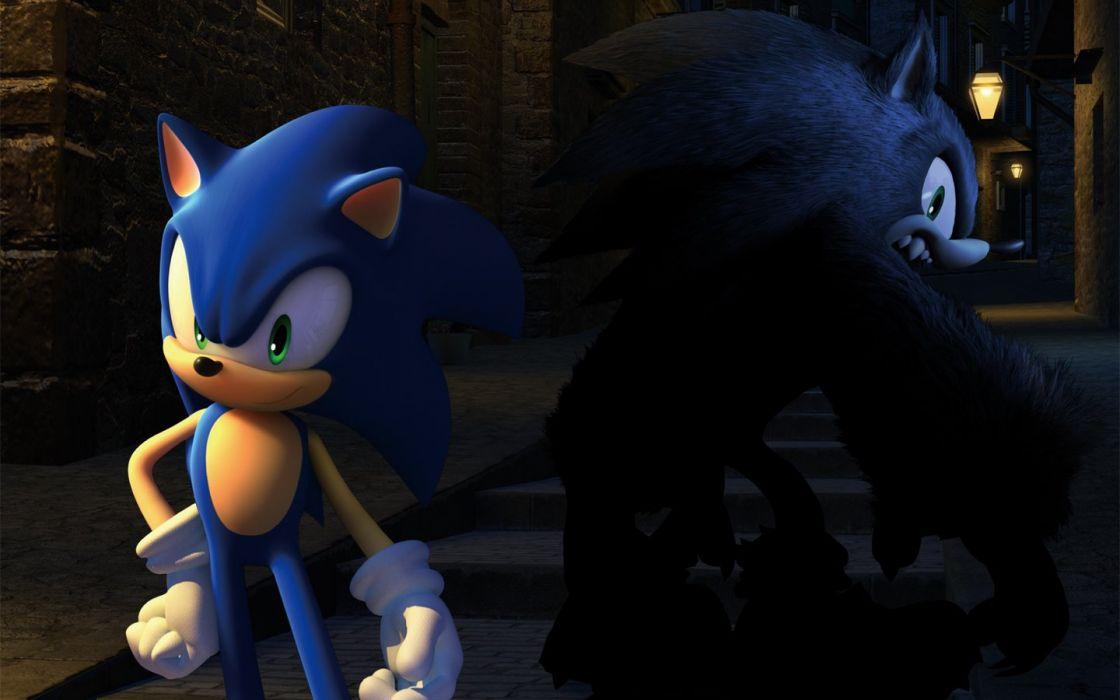 Sonic the Hedgehog Sega Entertainment wallpaper
