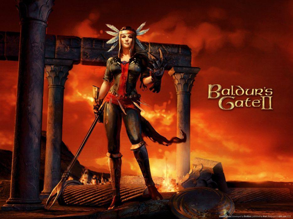 Baldurs Gate wallpaper