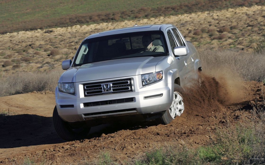 Honda cars vehicles automotive offroad Honda Ridgeline wallpaper