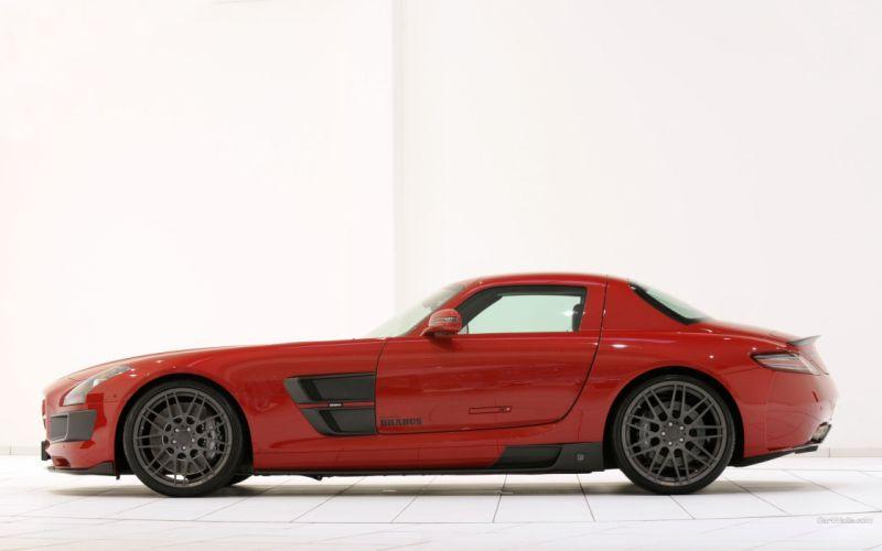 cars Brabus Mercedes-Benz wallpaper