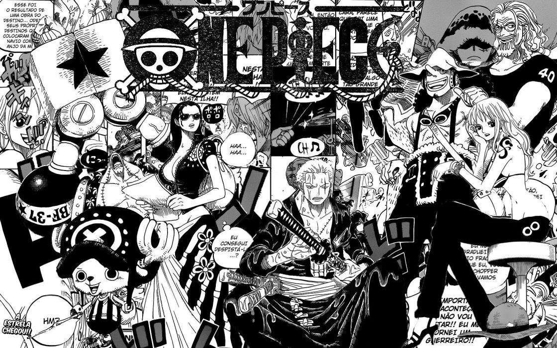 skulls characters manga wallpaper