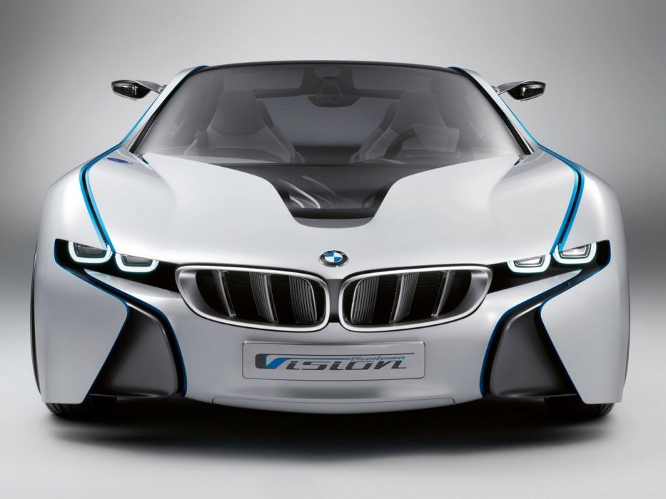 BMW futuristic cars concept cars wallpaper