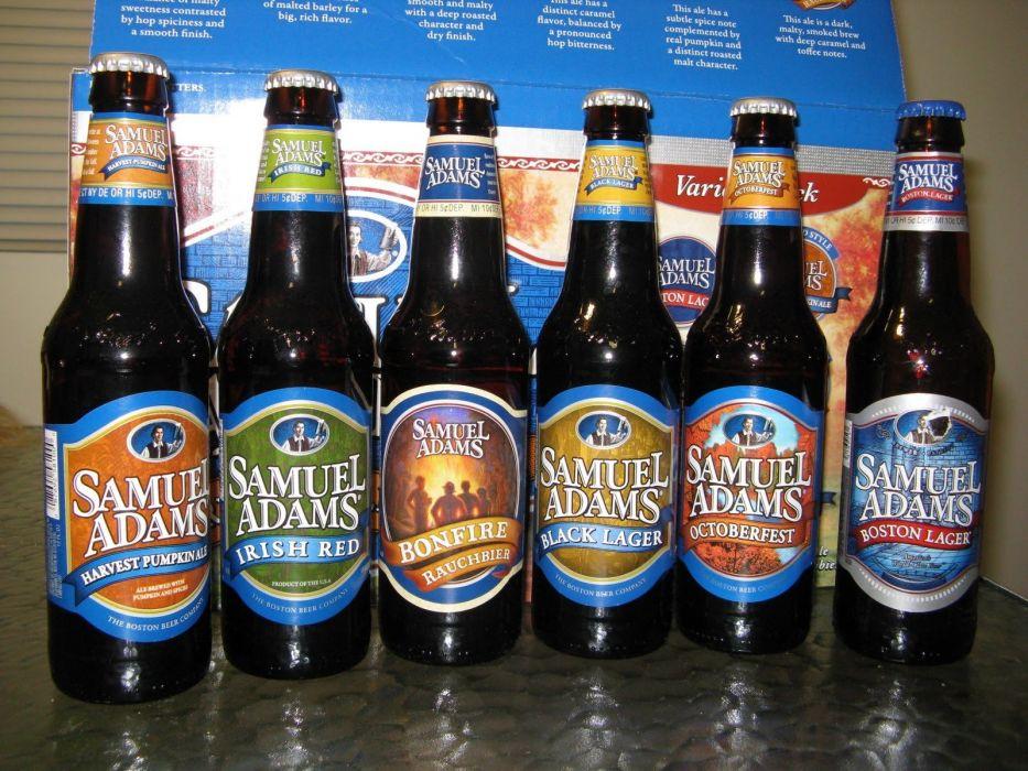 beers Sam Adams wallpaper