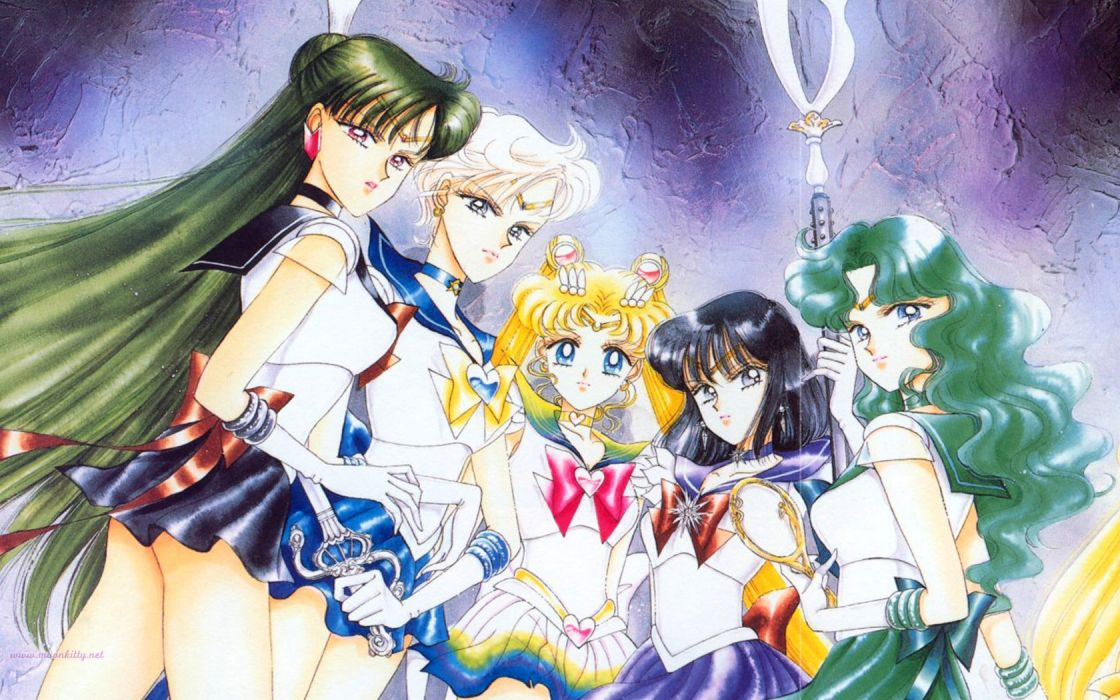 Sailor Moon Sailor Uranus Sailor Neptune Sailor Pluto sailor uniforms Sailor Saturn Bishoujo Senshi Sailor Moon wallpaper