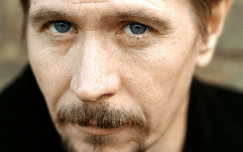 blue eyes men actors Gary Oldman wallpaper