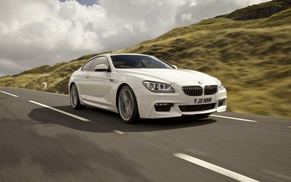 clouds BMW streets white cars hills vehicles skyscapes wallpaper
