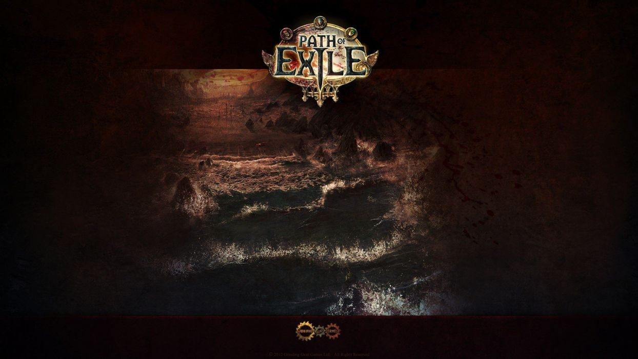 paths exile Poe pc games Path of Exile wallpaper