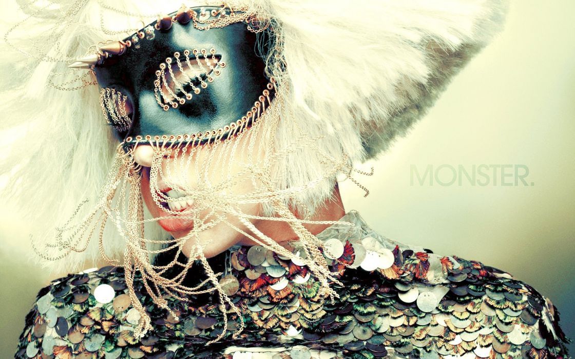 Lady Gaga singers wallpaper