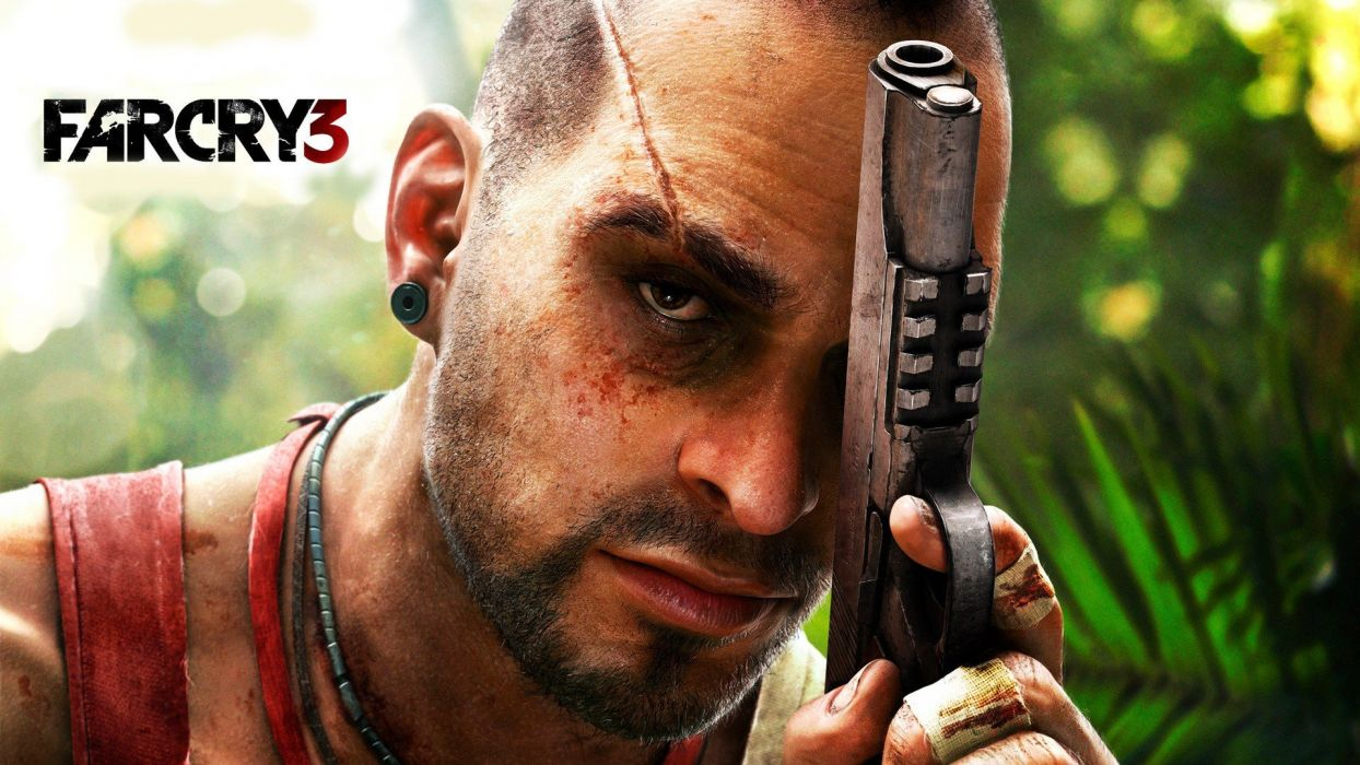 Far Cry Far Cry 3 Vaas Montenegro wallpaper