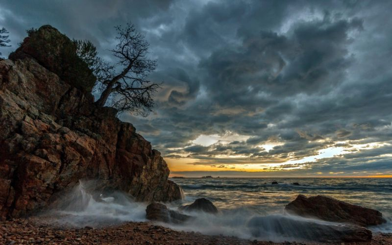 nature HDR photography wallpaper