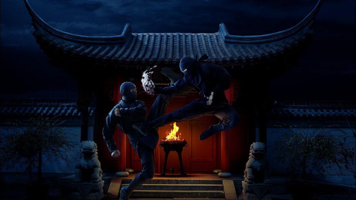 ninjas wallpaper