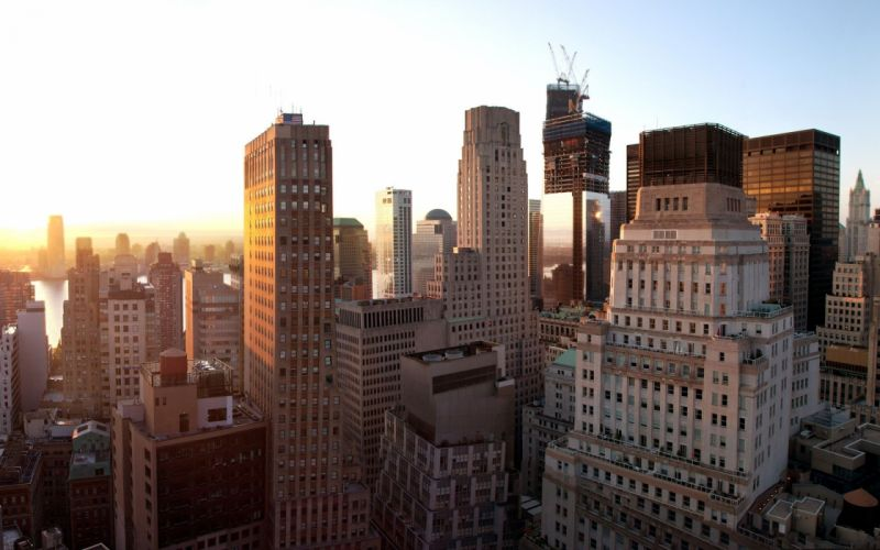 cityscapes New York City wallpaper