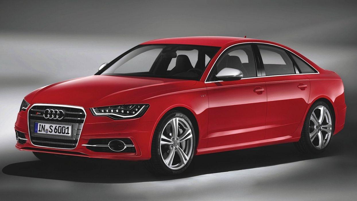 cars Audi S6 wallpaper