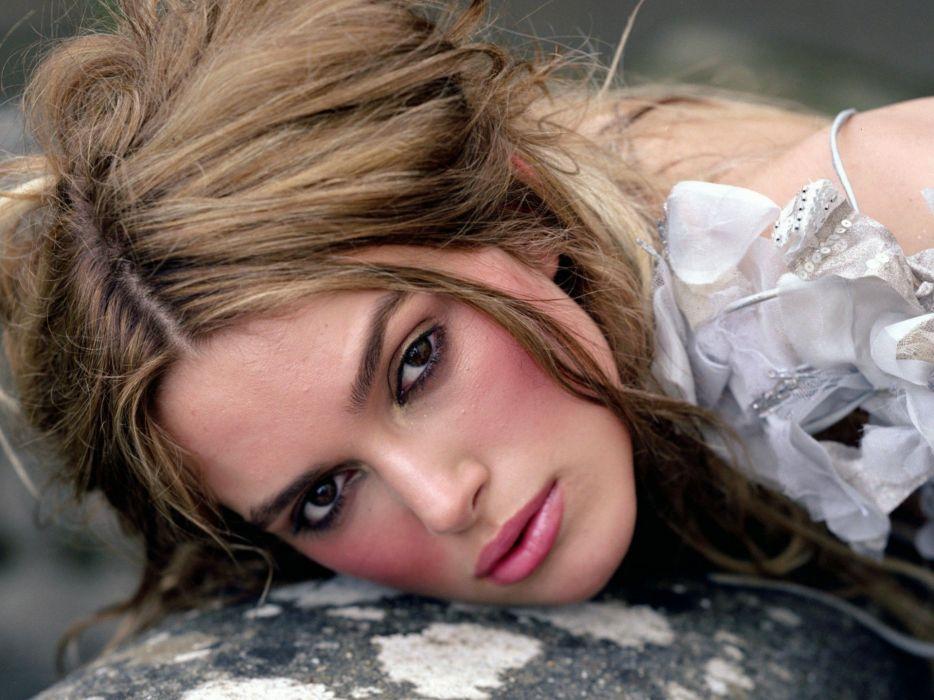 brunettes women models Keira Knightley portraits top model wallpaper
