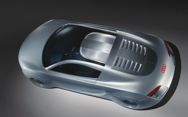 futuristic cars Audi Audi RSQ wallpaper
