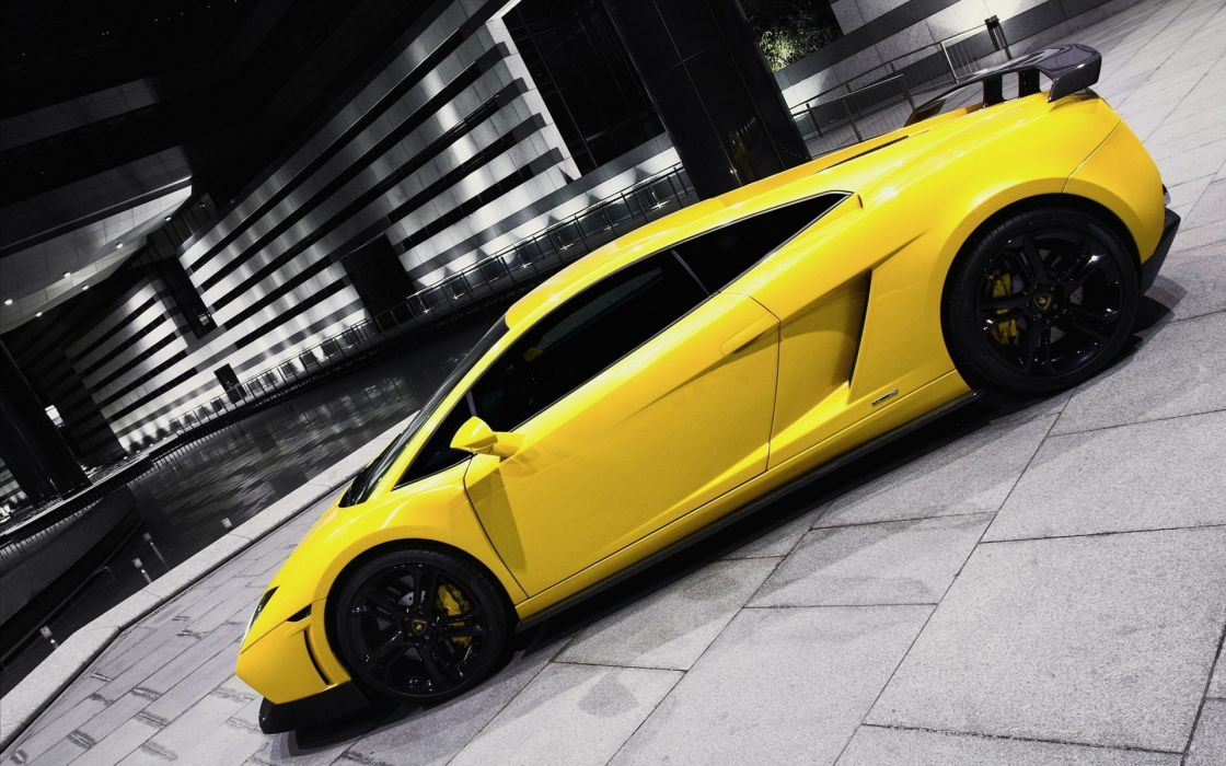 cars Lamborghini supercars performance wallpaper
