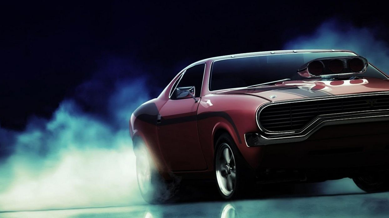 cars Dodge vehicles sports cars wallpaper