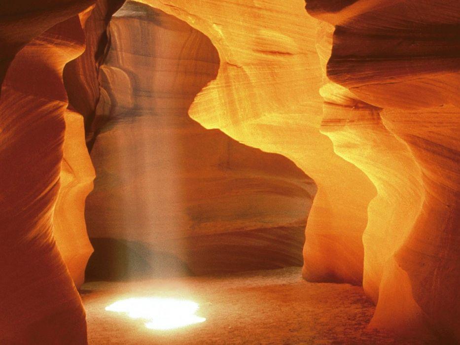 nature canyon Arizona Antelope Canyon rock formations wallpaper