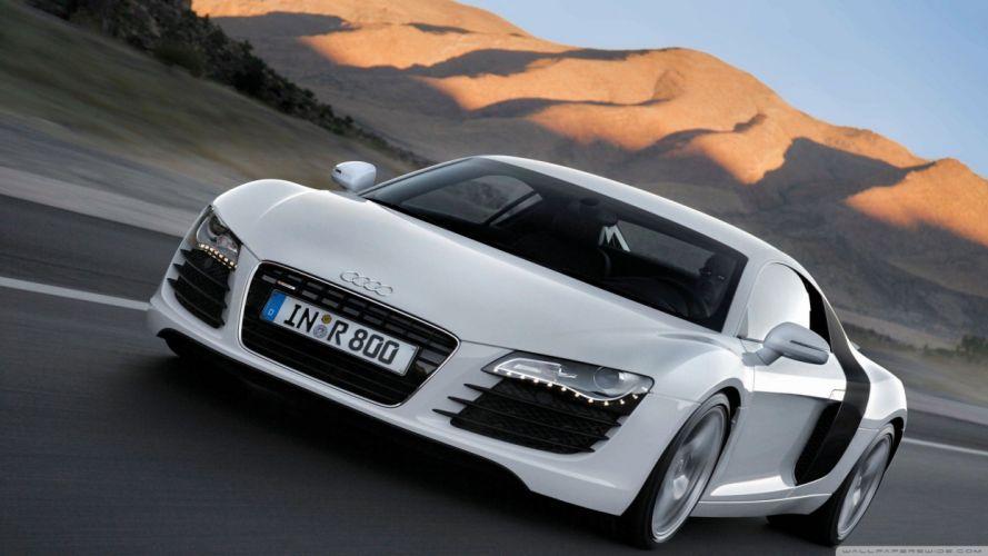 cars Audi R8 Audi R8 V10 wallpaper