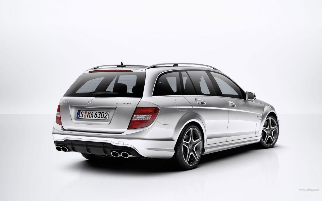 cars white background Mercedes-Benz wallpaper