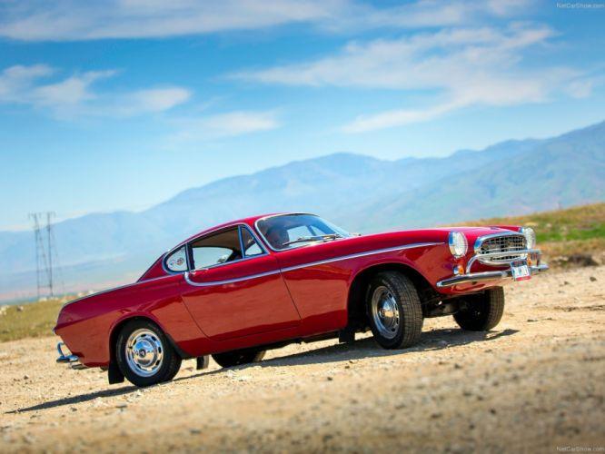 Volvo-P1800 1966 1600x1200 wallpaper 01 wallpaper
