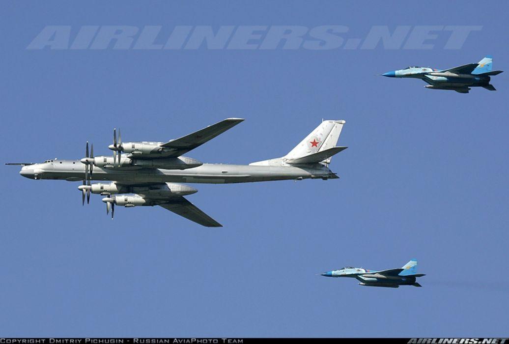 Tupolev TU 95MS 1680x1135 wallpaper