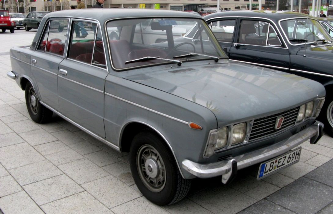 MHV Fiat 125S 1969 01 wallpaper