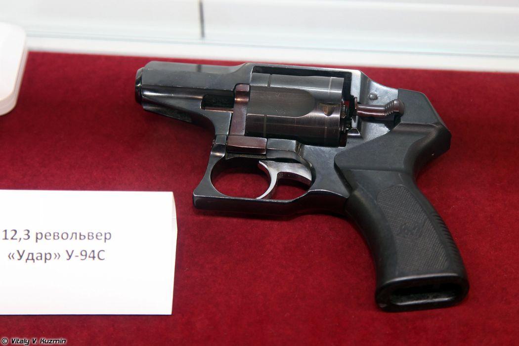 U-94S Udar revolver wallpaper