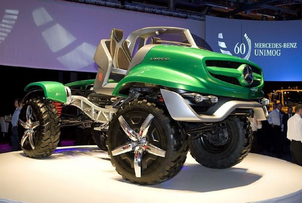 Detail-2011-Mercedes-Benz-Unimog-Concept-Front-Anggle-View-Photos 1600x1078 wallpaper