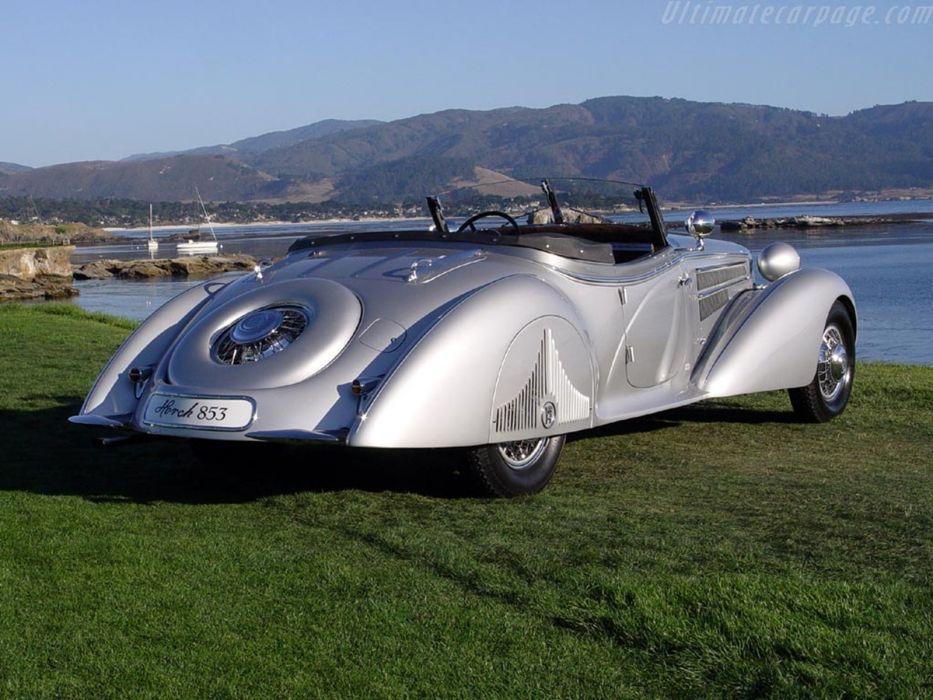 Horch-853-A-Erdmann-and-Rossi-Sport-Cabriolet 5 1600x1200 wallpaper