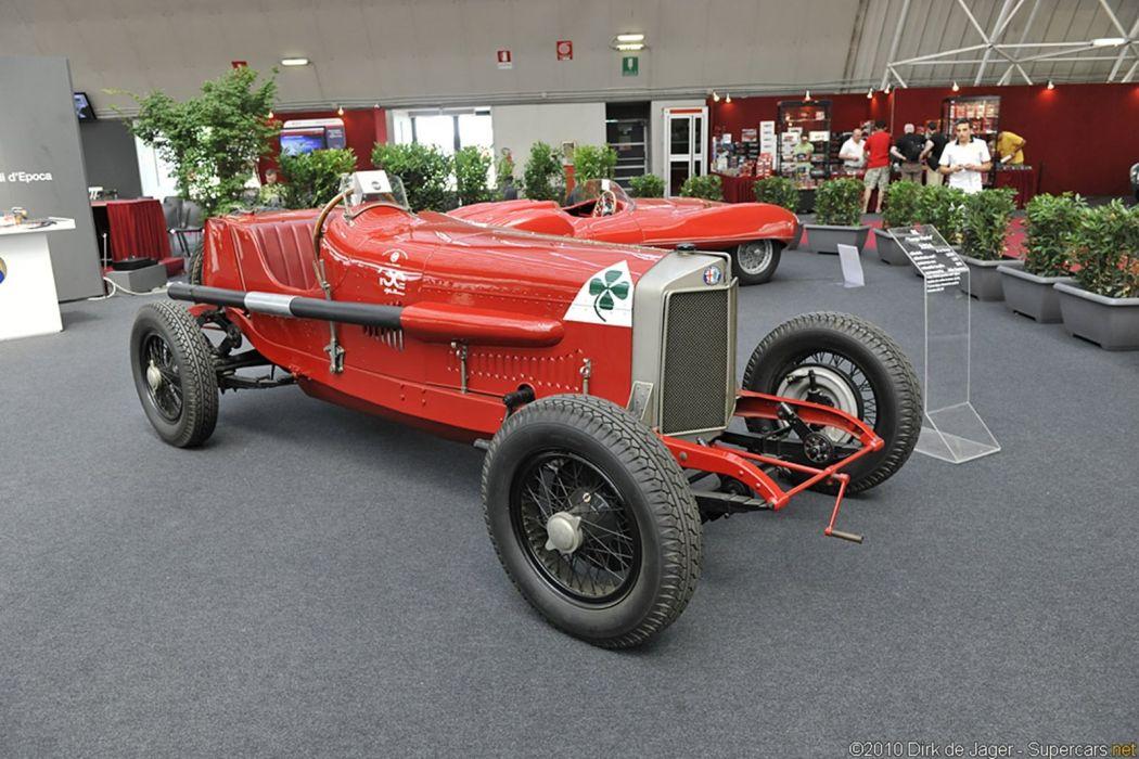 Alfa Romeo RL Targa Florio 1924 1600x1067 wallpaper