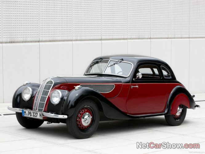 BMW-327 Coupe 1937 1600x1200 wallpaper 02 wallpaper