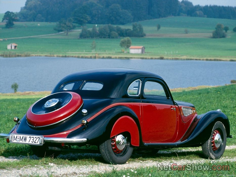 BMW-327 Coupe 1937 1600x1200 wallpaper 07 wallpaper