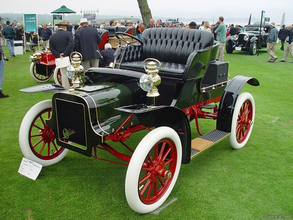 1908 Cadillac ModelS1 1600x1200 wallpaper